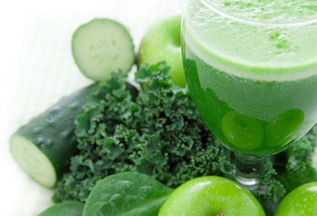 GreenJuice-and-green-smoothie_photo
