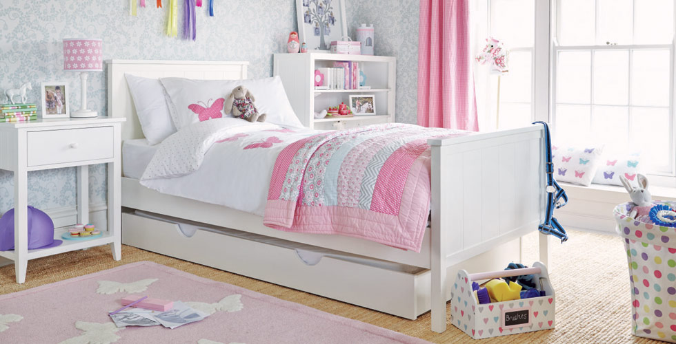 Space- Saving Ideas For Children\'s Rooms – The Zany Lady